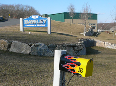 Contact Dawley Collision & Custom